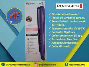 Plancha Remington S5500 (Morada)