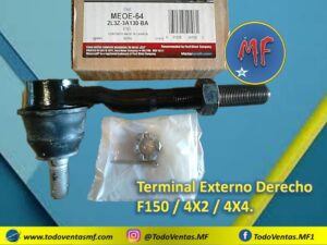Terminal Externo Derecho Ford