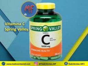 Vitamina C Spring Valley 1000mg