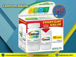 Centrum Adulto 130 Tabletas